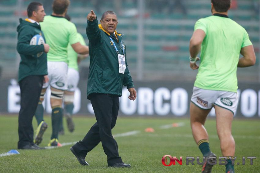 Rovigo: Zambelli ufficializza Coetzee in un'intervista al portale Polesine Rugby (Ph. Sebastiano Pessina)