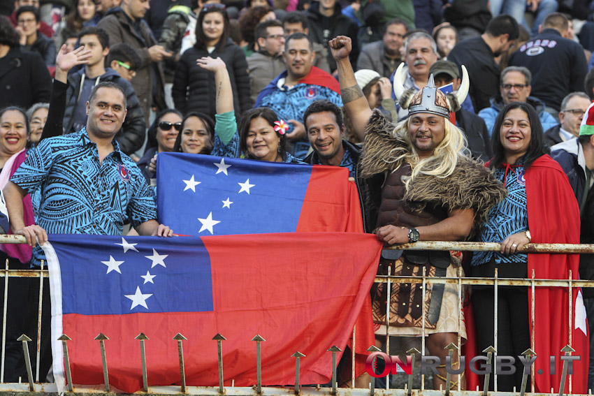 Samoa: i 31 convocati per i test match contro Maori All Blacks e Tonga. PH Sebastiano Pessina