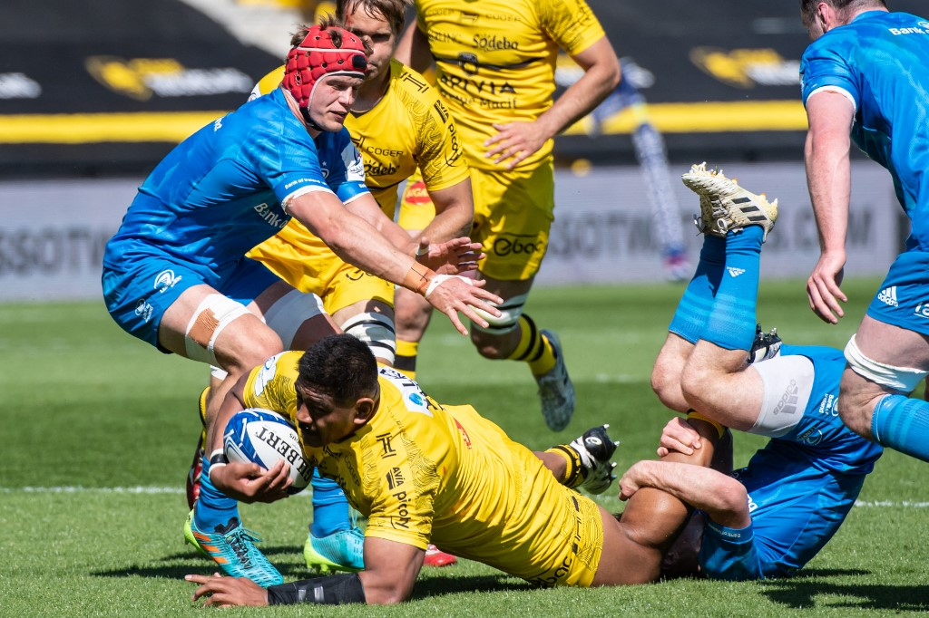 Rugby – Champions Cup: gli highlights di La Rochelle-Leinster