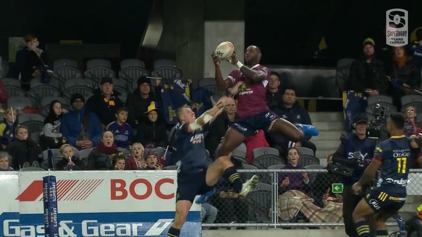 Super Rugby Trans-Tasman: clamoroso, 17 mete in Warathas-Hurricanes!