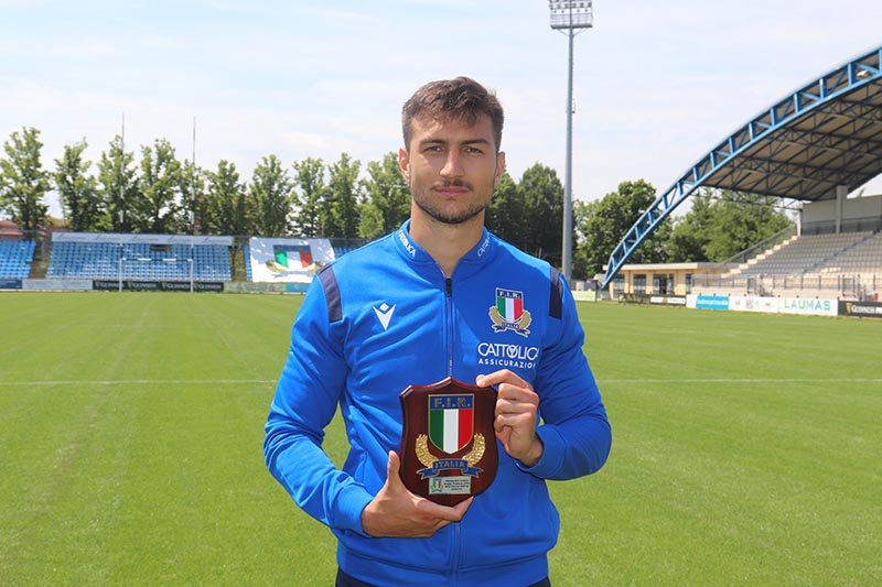 Alessandro Ciofani MVP TOP10 2020/21