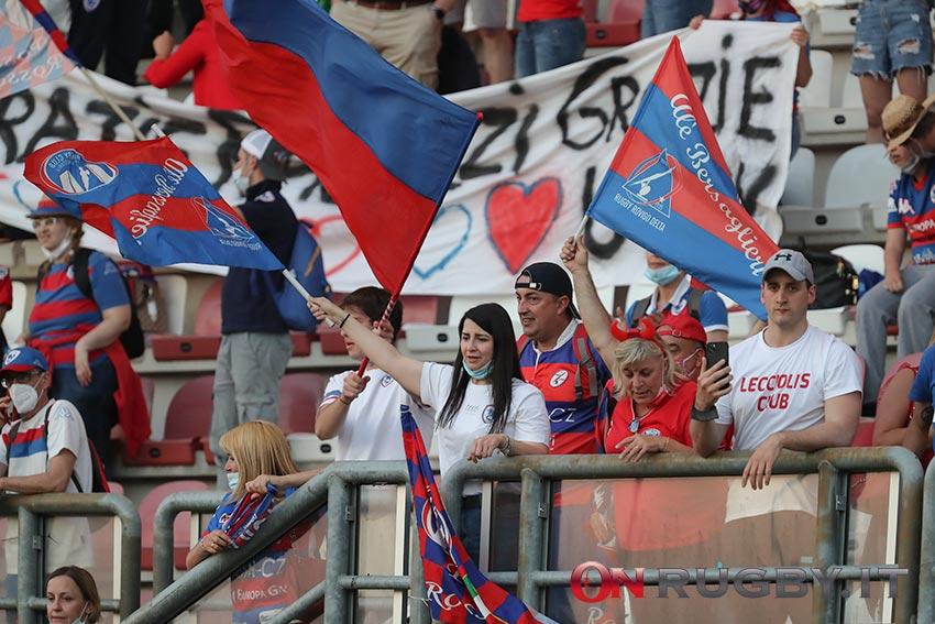 Rovigo: La festa di una città che vive di rugby (Ph. Massimiliano Carnabuci)