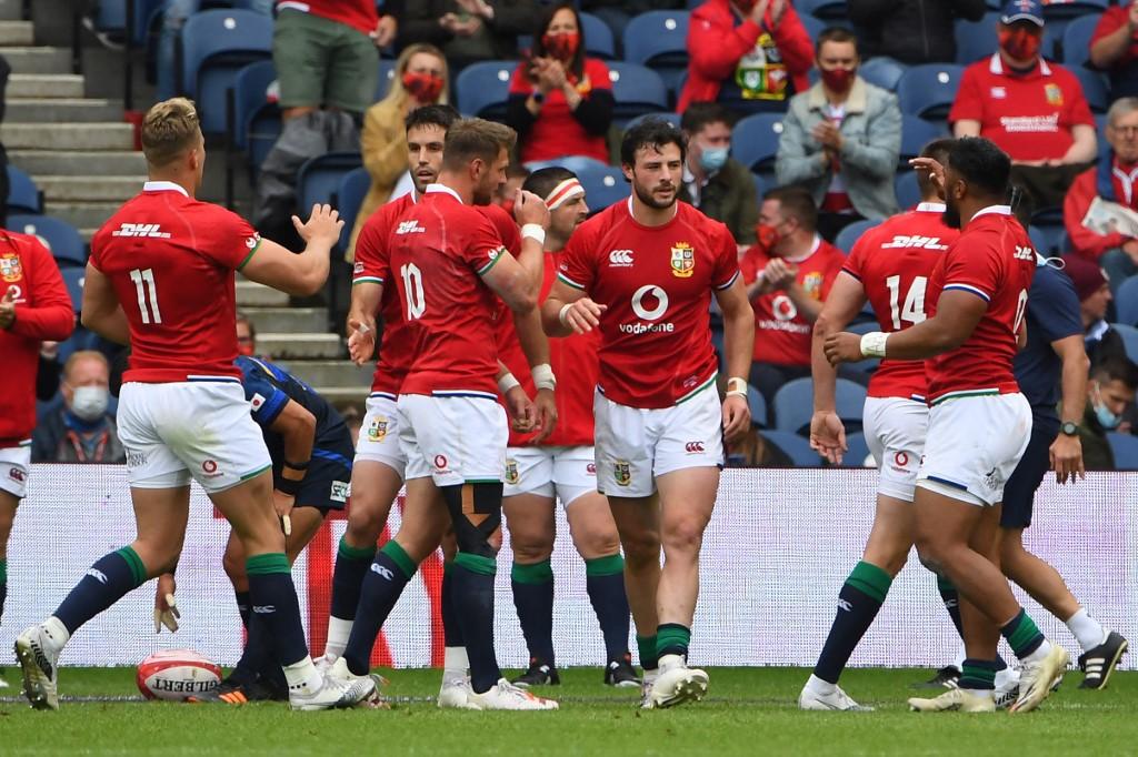 Lions: un solo indisponibile in gruppo, e ritorna Liam Williams