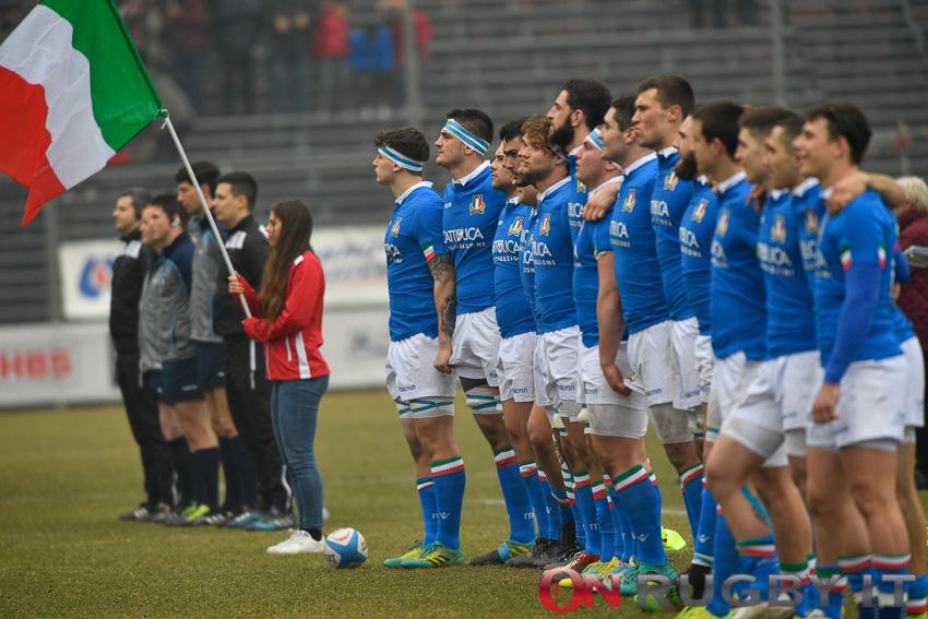 Sei Nazioni Under 20: la formazione dell'Italia che fa visita al Galles