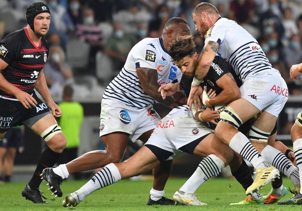 Top14: Tolosa raggiunge La Rochelle in finale. Che spavento per Romain Ntamack