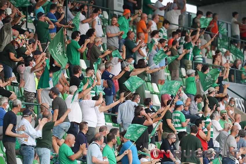Benetton: ufficializzata l'amichevole contro i Sale Sharks, squadra di Premiership ph. Massimiliano Carnabuci