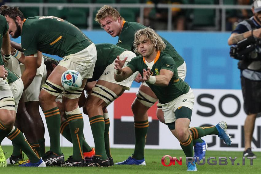 Sudafrica 45 Springboks convocati per sfidare i Lions