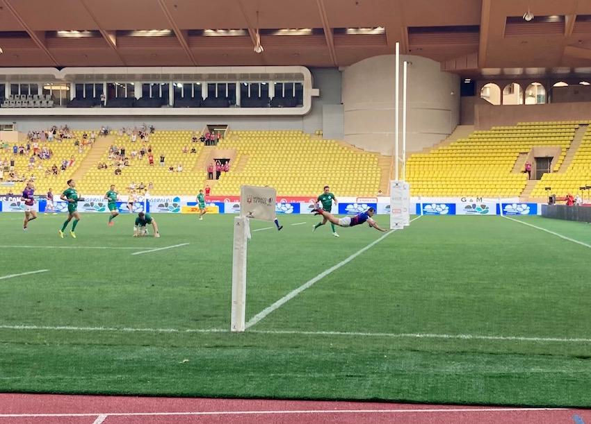 Monaco Sevens Rugby qualificazioni Olimpiadi