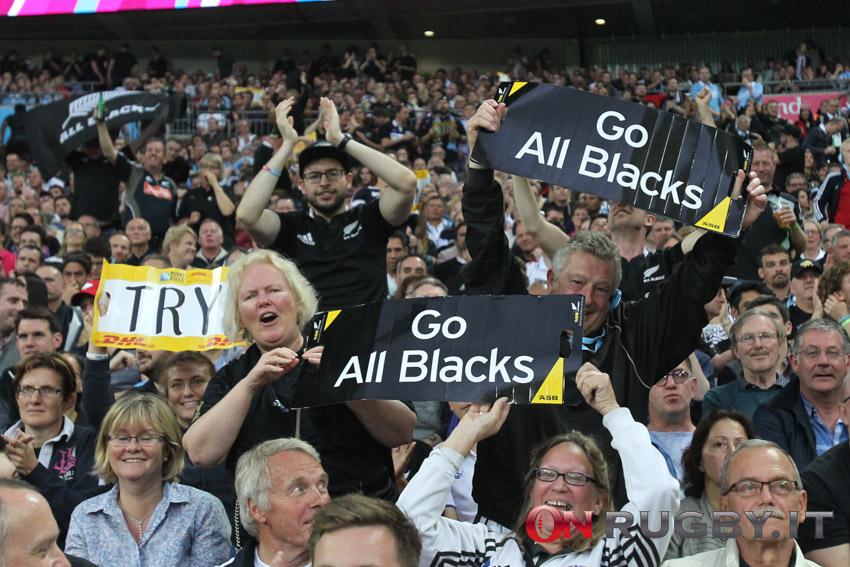 All Blacks in USA
