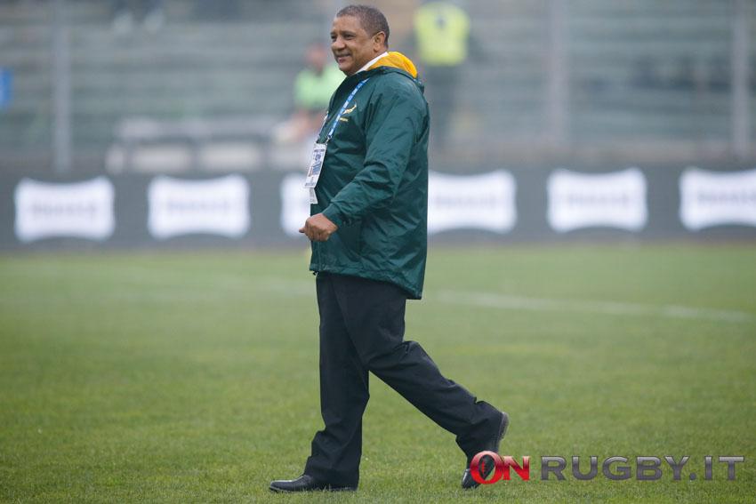 La Namibia di Coetzee pronta per il debutto in Africa Cup