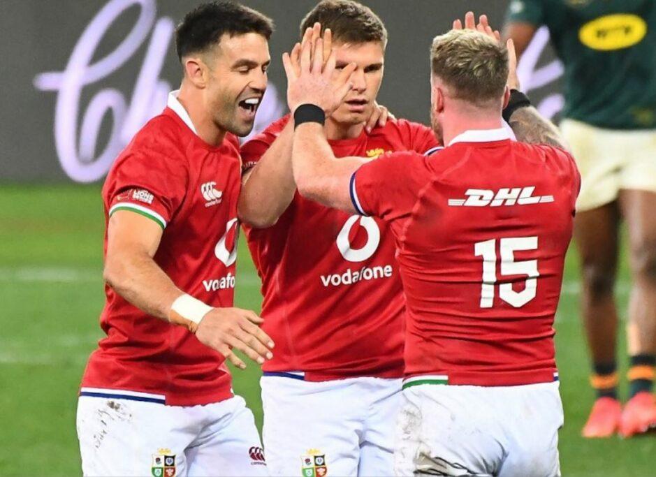 Gli highlights della vittoria dei Lions sul Sudafrica, in gara 1 della serie