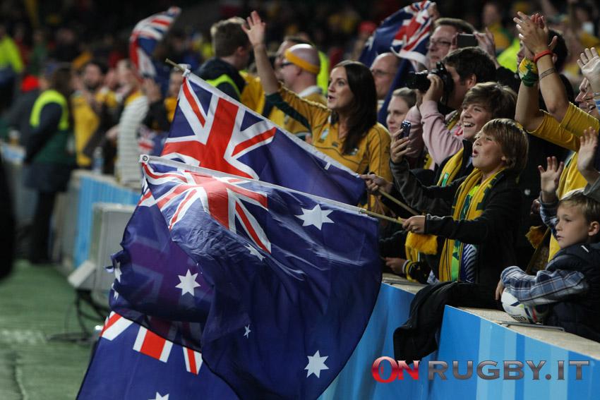 Test Match: la formazione dell'Australia per la prima sfida contro la Francia