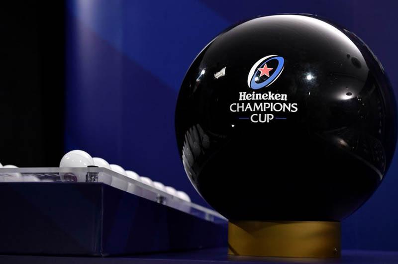 Champions Cup: gironi e calendario dell'edizione 2021/22