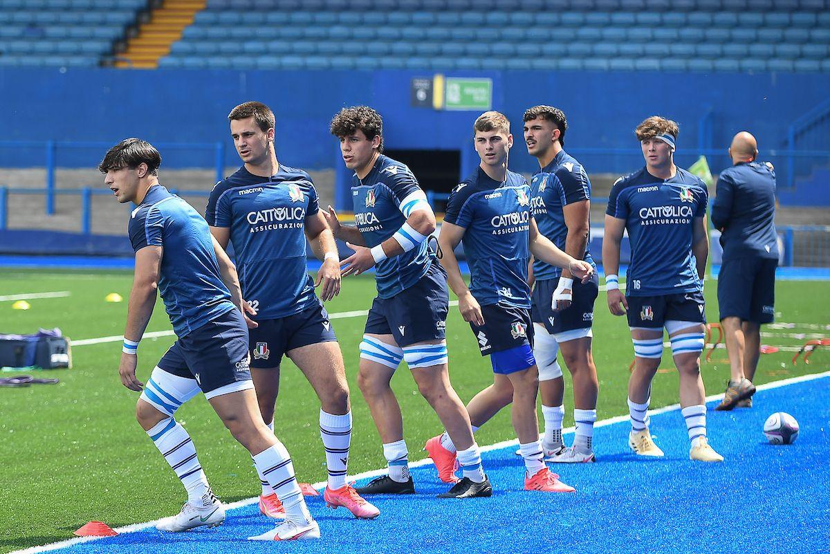 Dove e quando si vede l'Italia Under 20 di rugby contro l'Irlanda – Sei Nazioni