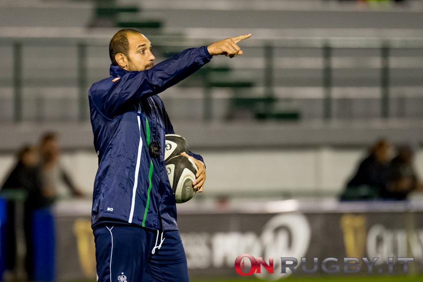 """Benetton Rugby, parla Marco Bortolami: """"Rosa rinnovata. Punteremo a fare bene in Europa"""""""