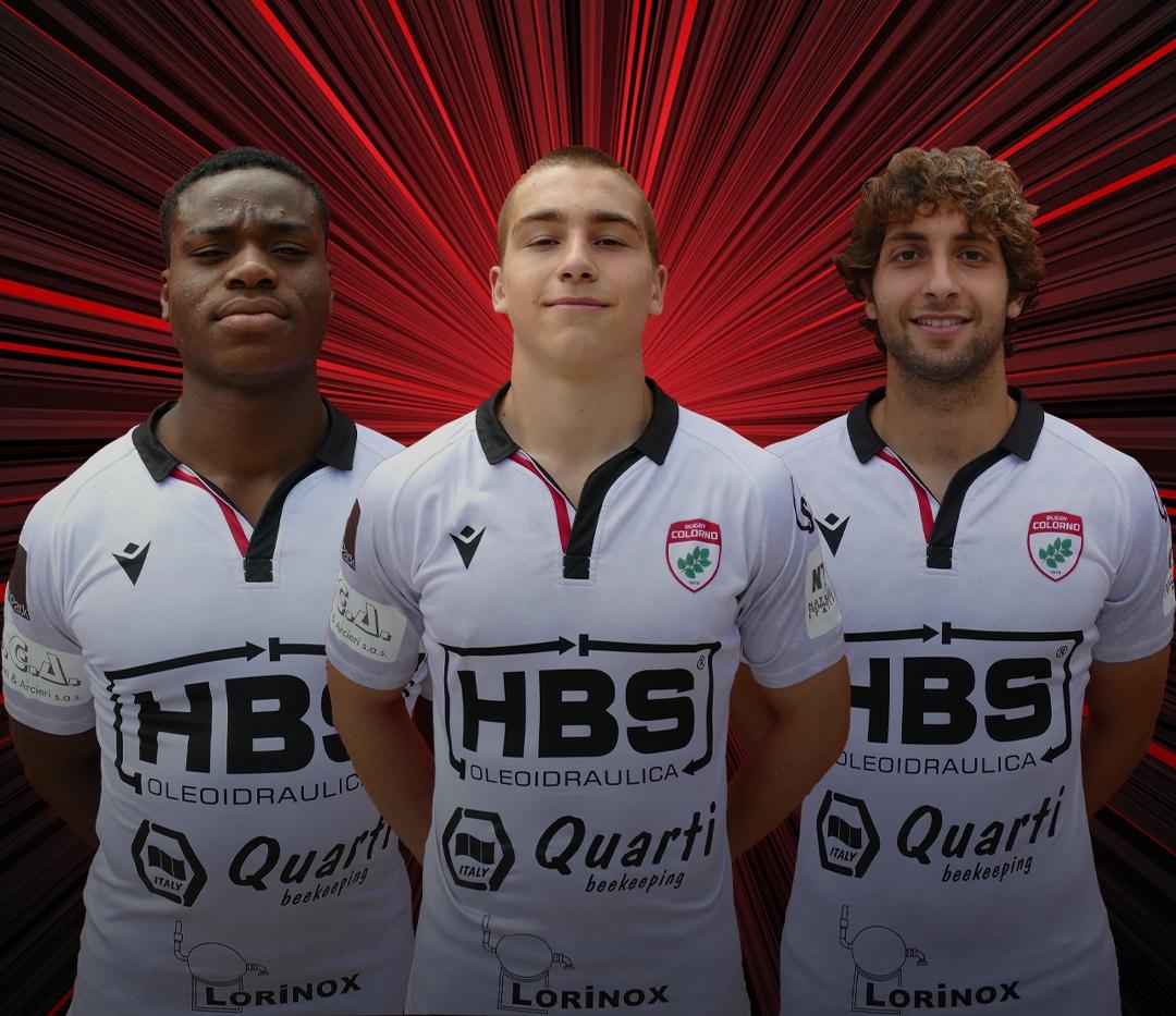 Top10: Colorno, tre giovani aggiunte alla prima squadra emiliana. PH Colorno Rugby