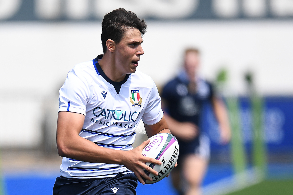 Vaccari Italia under 20