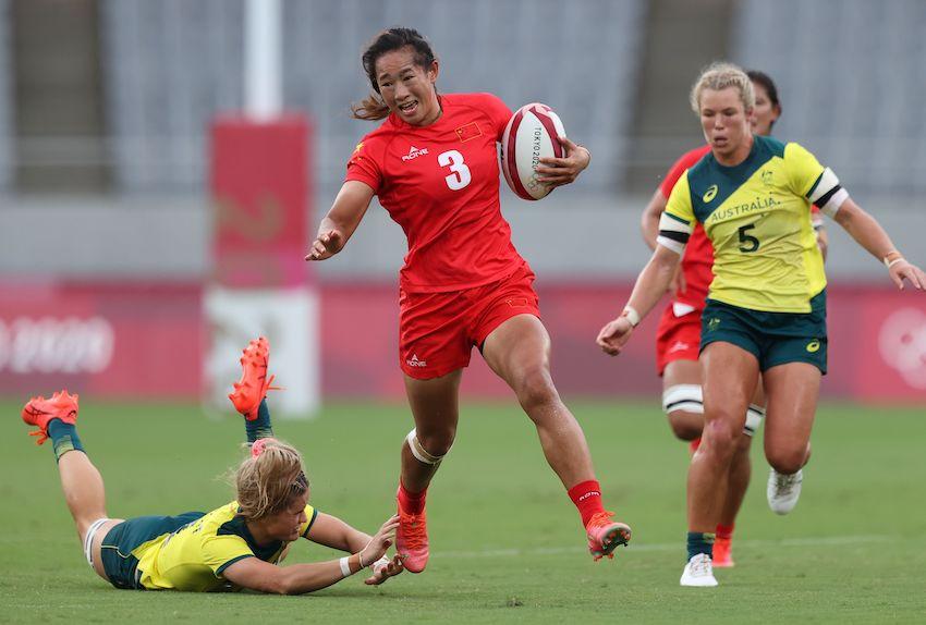Tokyo 2020 rugby sevens femminile