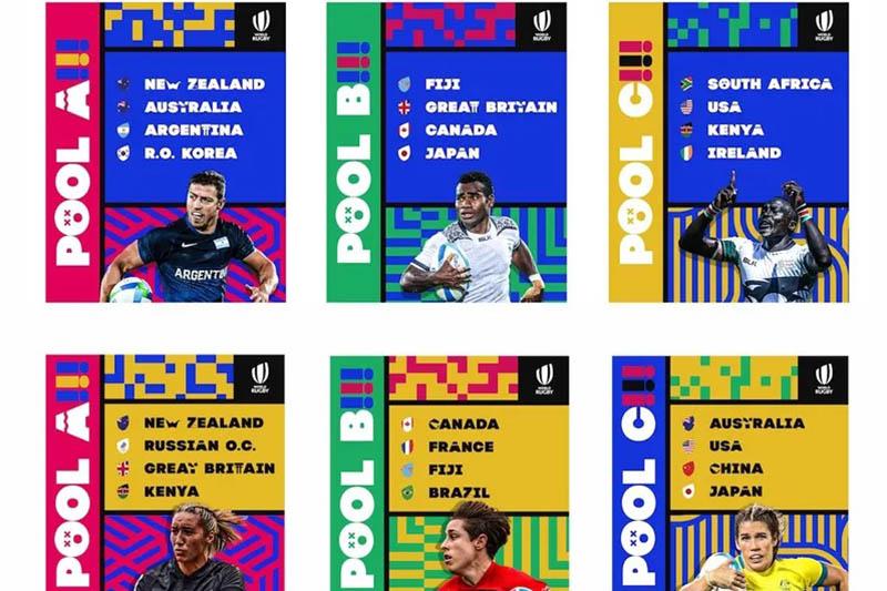 Rugby a 7, Olimpiadi Tokyo 2020: calendario, programma e orari dei due tornei