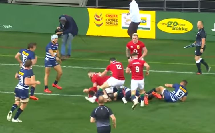 Video highlights Stormers Lions