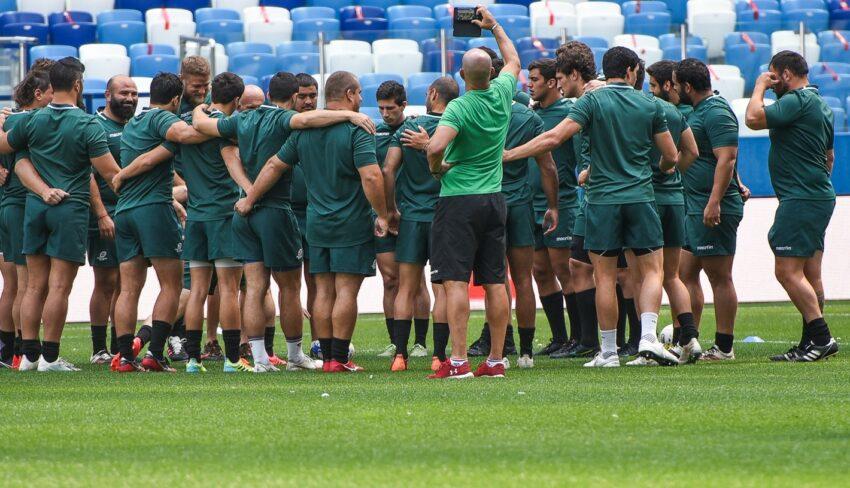 Russia Portogallo Rugby Europe Championship
