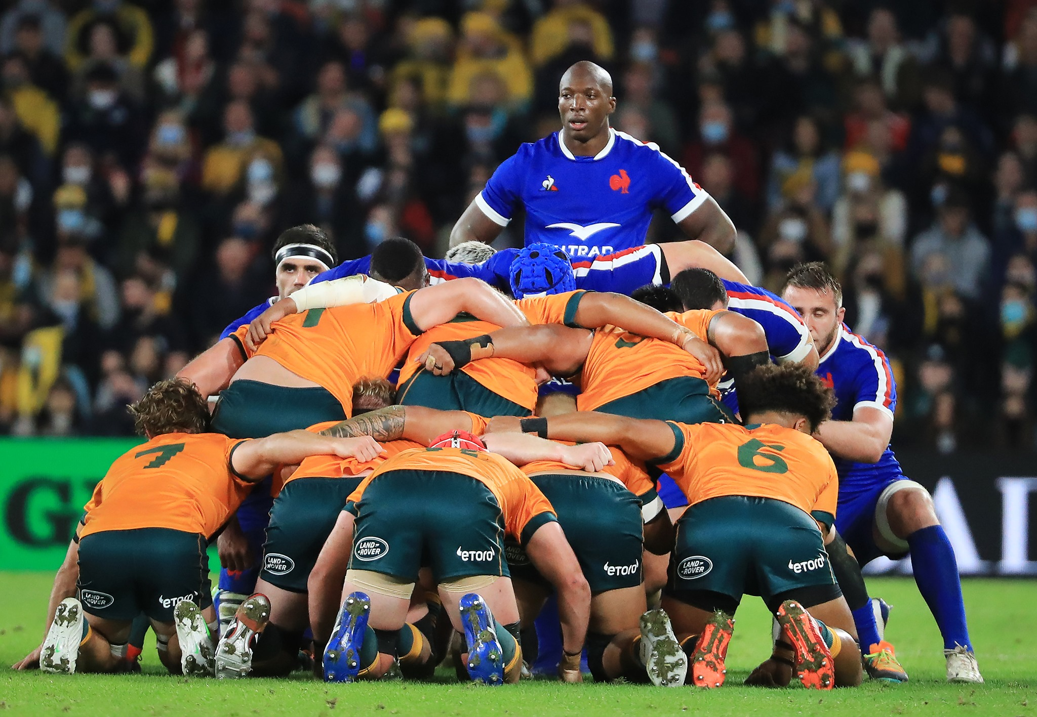 Test Match: Le formazioni di Australia-Francia (ph. France Rugby)