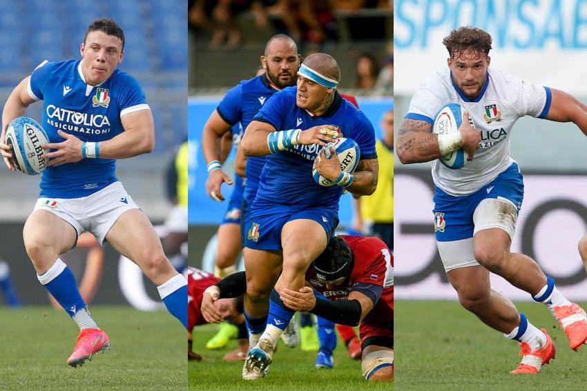 Garbisi, Riccioni e Mori: