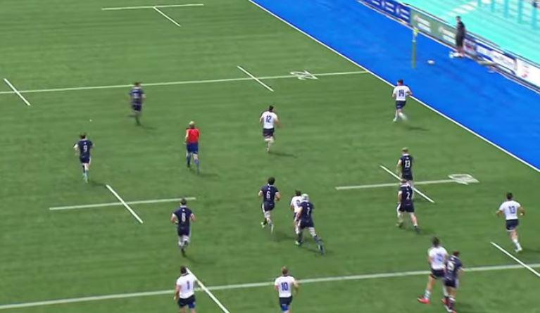 highlights Scozia-Italia 3-43 - Sei Nazioni Under 20