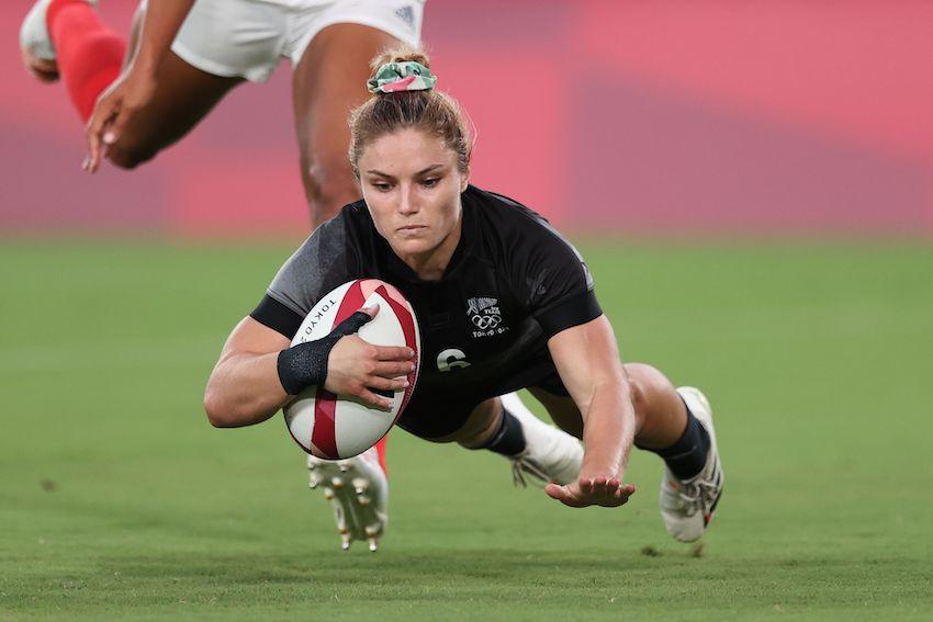 oro Nuova Zelanda rugby Sevens Olimpiadi Tokyo 2020 Black Ferns Michaela Blyde
