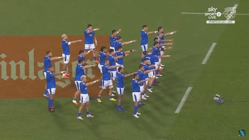 Samoa batte ancora Tonga e qualifica alla Coppa del Mondo