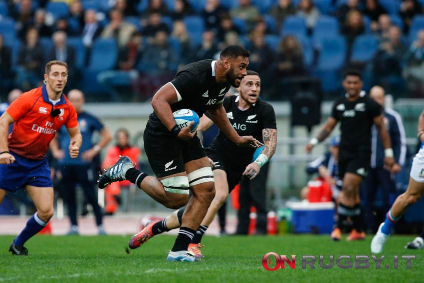 World Rugby Ranking: allungano gli All Blacks, scende ancora l'Argentina