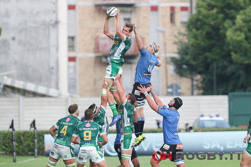 Benetton Rugby e Calvisano faranno un allenamento congiunto