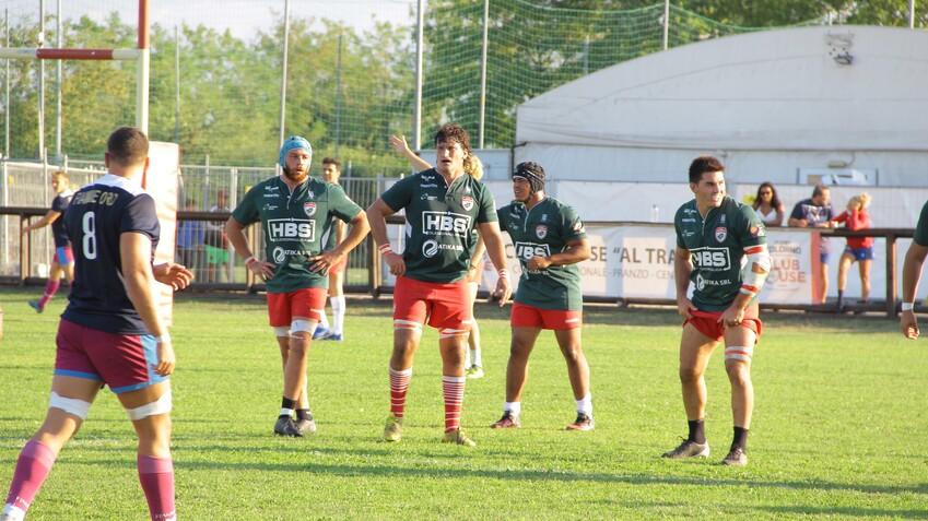 Amichevoli Top10: oggi in campo Lyons Piacenza-Valorugby. PH Colorno Rugby