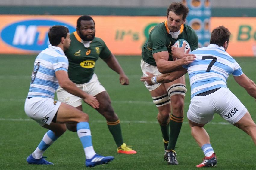 Sudafrica-Argentina Rugby Championship