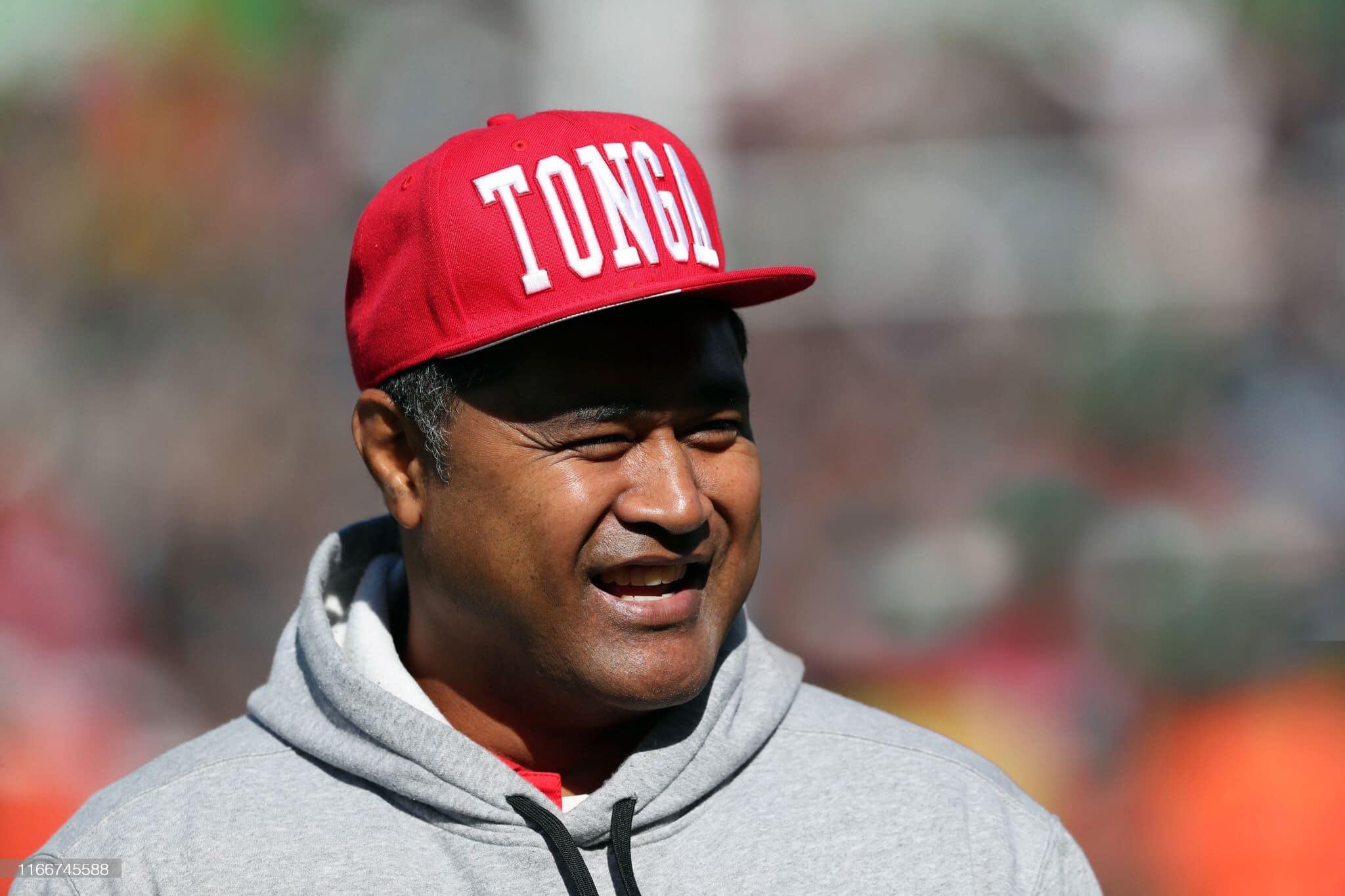 Migliorano le condizioni di Toutai Kefu (Ph. Tonga Rugby Union)