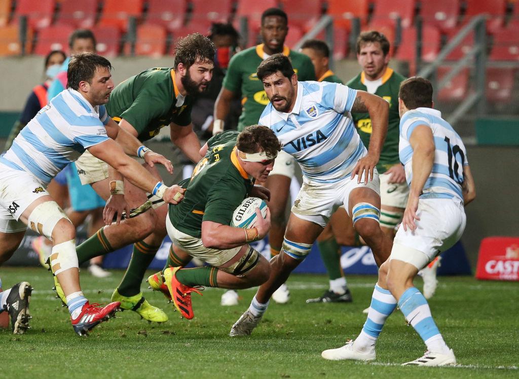 Rugby Championship: Altro dominio Sudafrica, Argentina battuta 29-10 (Ph. Super Rugby/The Rugby Championship)