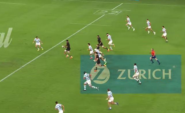 Video: gli highlights di Argentina-All Blacks 13-36