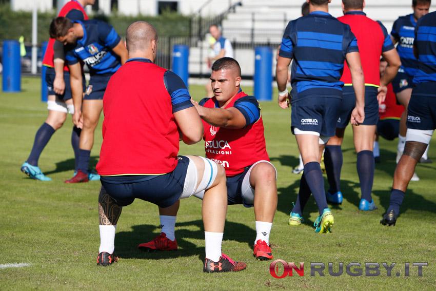 World Rugby ha lanciato il nuovo protocollo guida per i carichi di allenamento con contatto