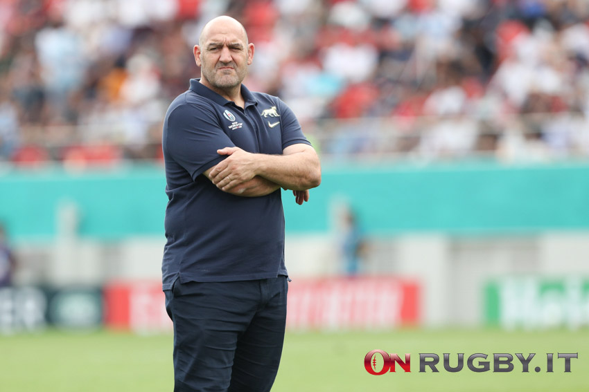Rugby Championship: la formazione dell'Argentina per la seconda sfida agli All Blacks