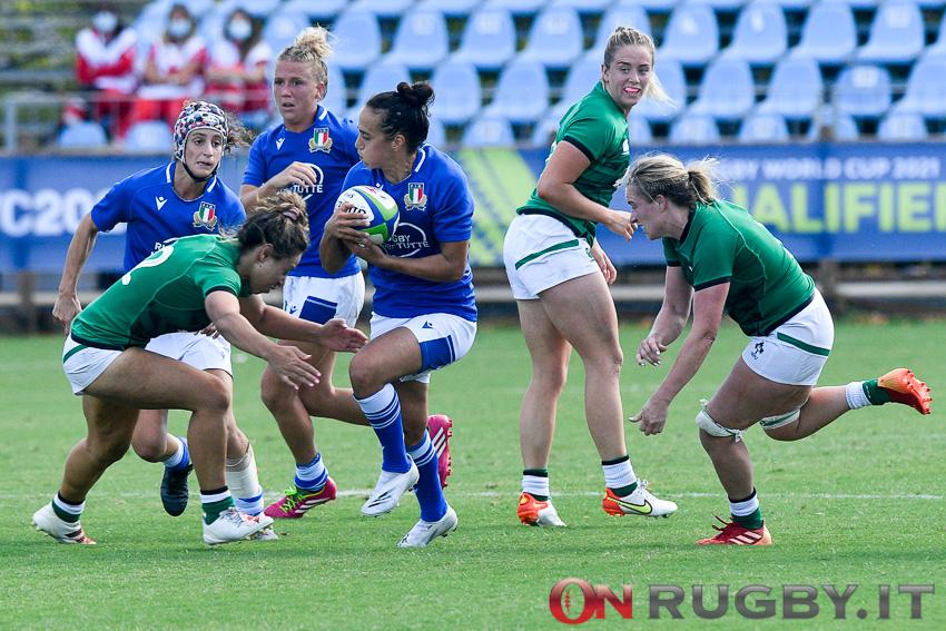 Qualificazione Mondiale Italia-Irlanda