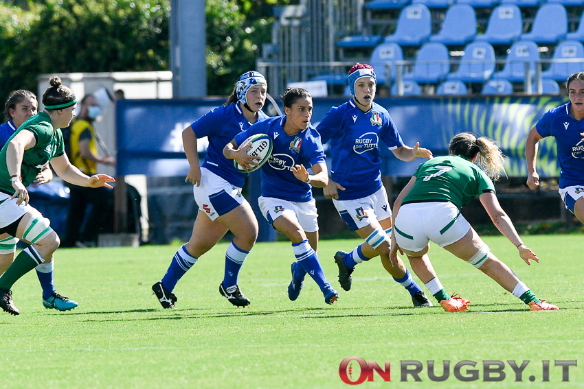 World Rugby Ranking femminile: cambia la posizione dell'Italia (ph. Luca Sighinolfi)