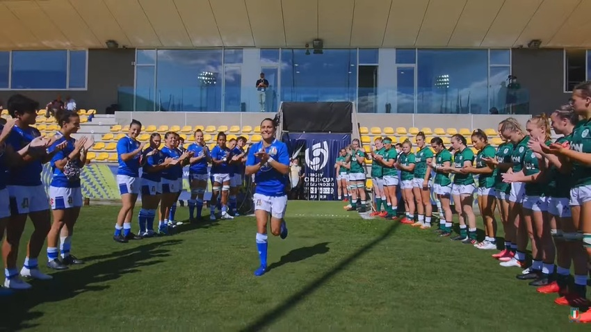 Qualificazioni mondiali: gli highlights di Italia-Irlanda e Spagna-Scozia