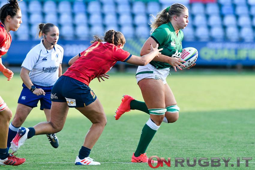 Rugby Femminile: Irlanda, i club si lamentano dopo la mancata qualificazione al Mondiale